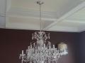chandelier install