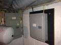 sub panel installation