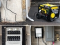 portable generator install