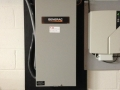 generator panel installation