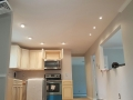 recessed lighting kitchen