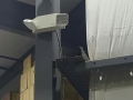 warehouse doorbell chime and emergency lights