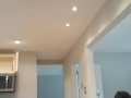 recessed lighting