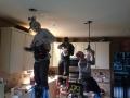 recessed lighting kitchen