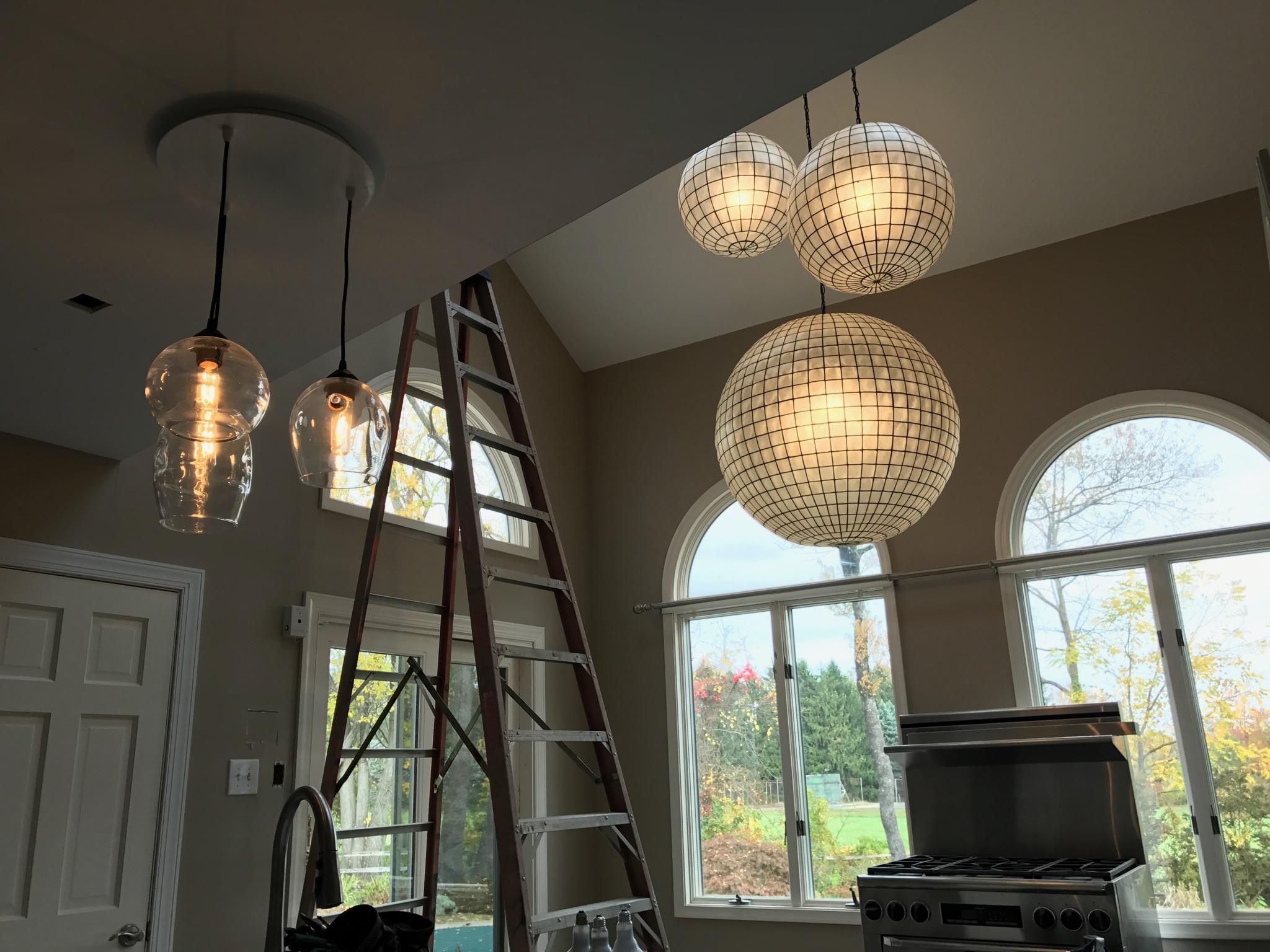 custom light fixtures kb electric llc