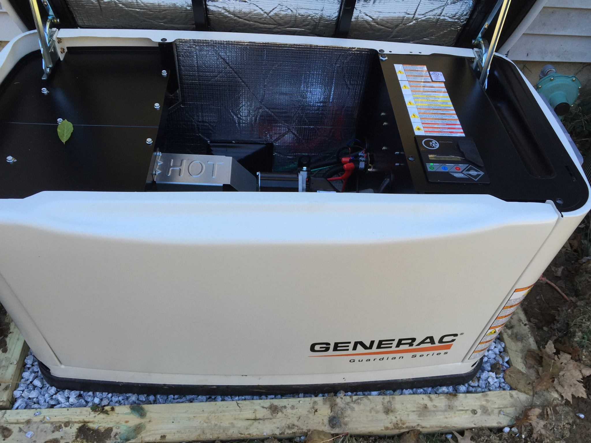 chester county electrician home generator installation