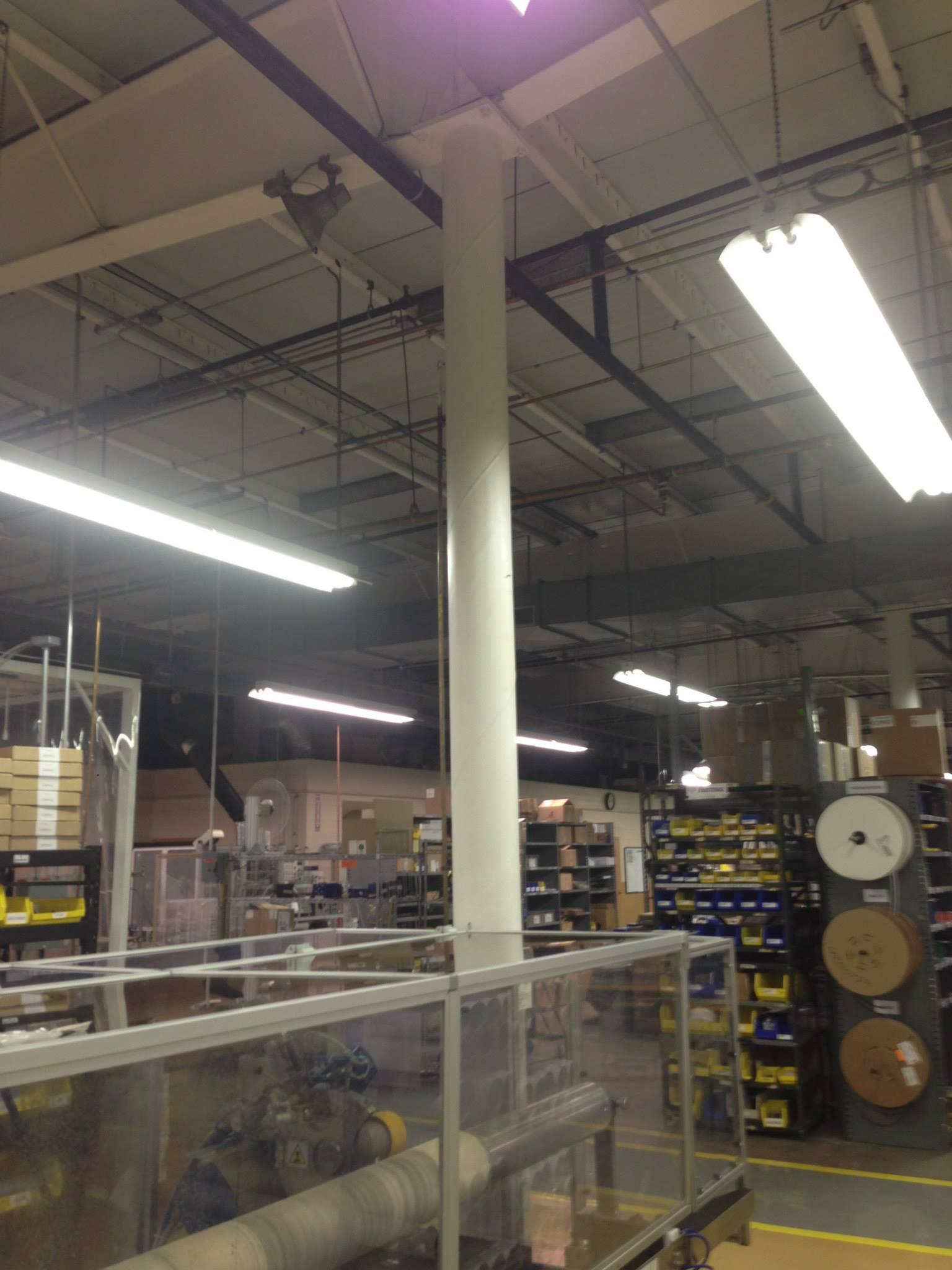 Philadelphia Electrician Commercial Lighting Installation