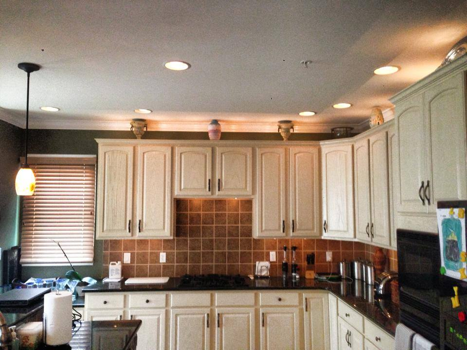 kitchen lighting - electrician services