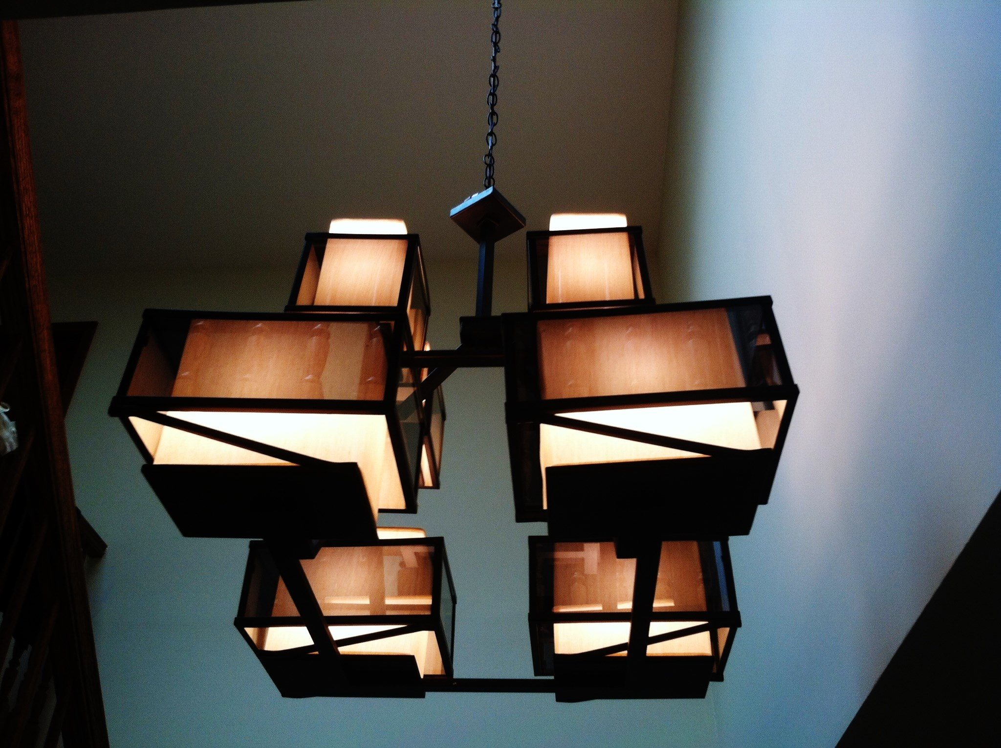 Custom Lighting Installations - residential electrician services