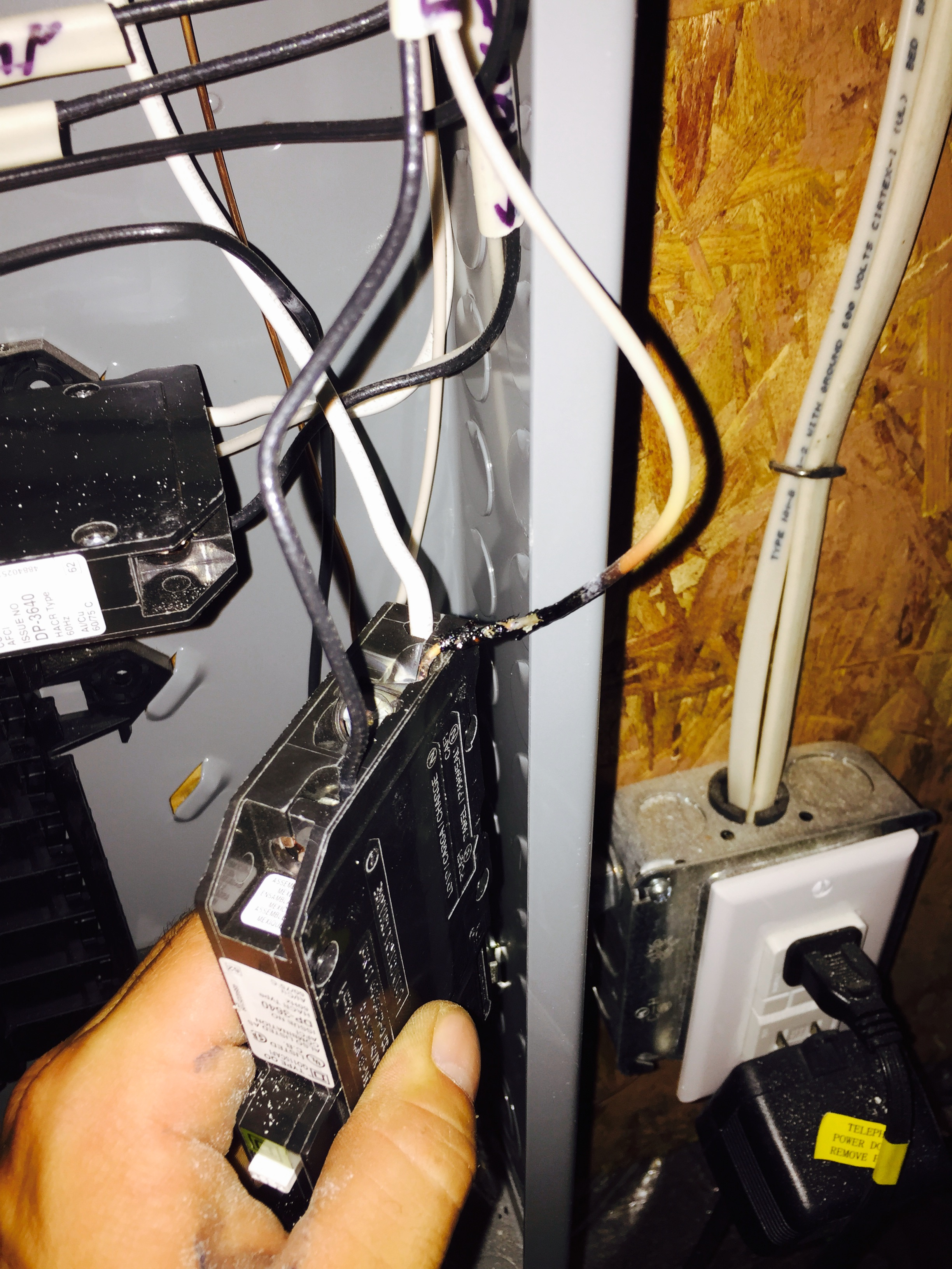 troubleshooting and repair - commercial electrical repair services
