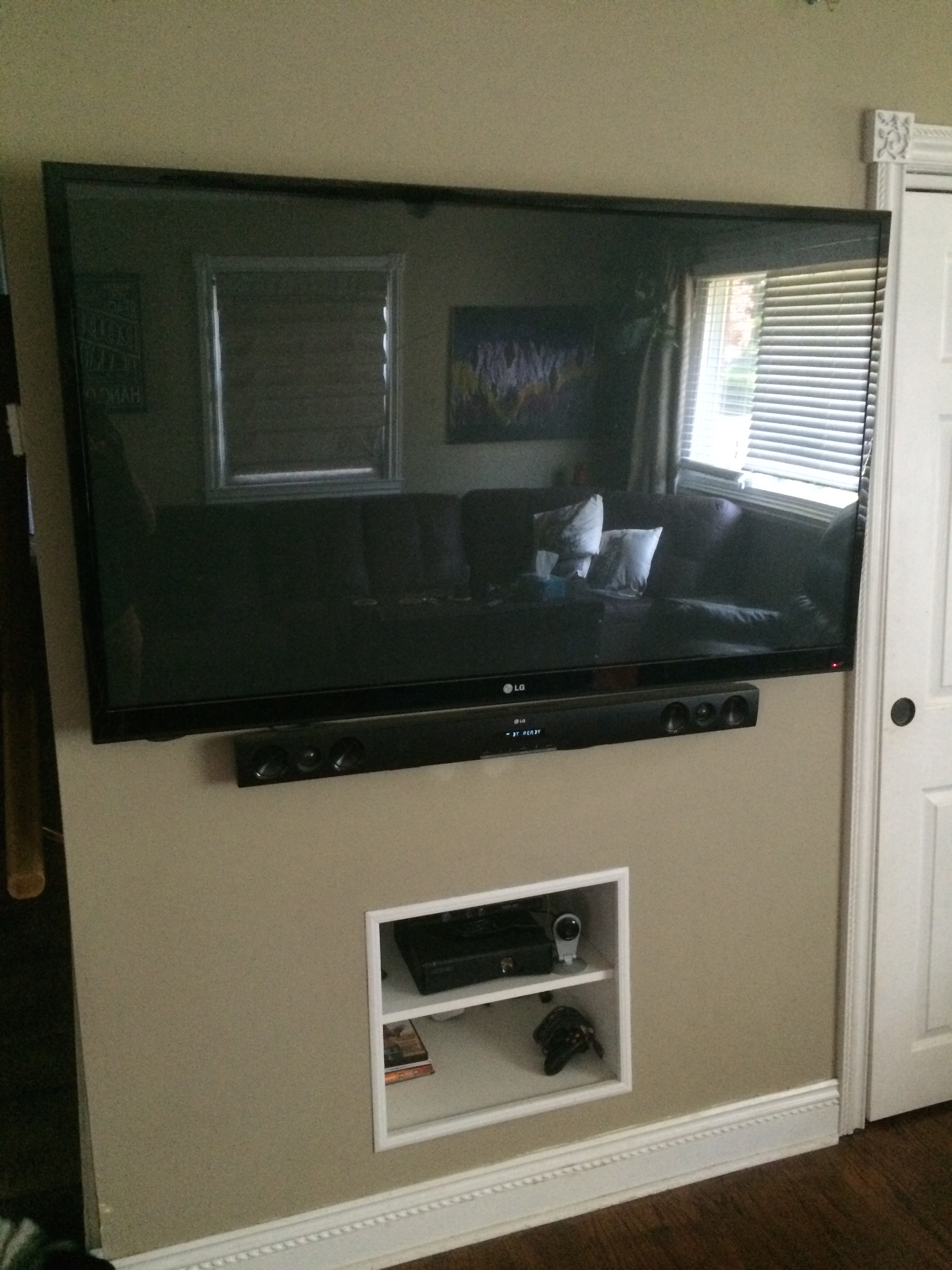 Tv And Home Theater Installation Electrician Services House Wiring To A Wall Oven