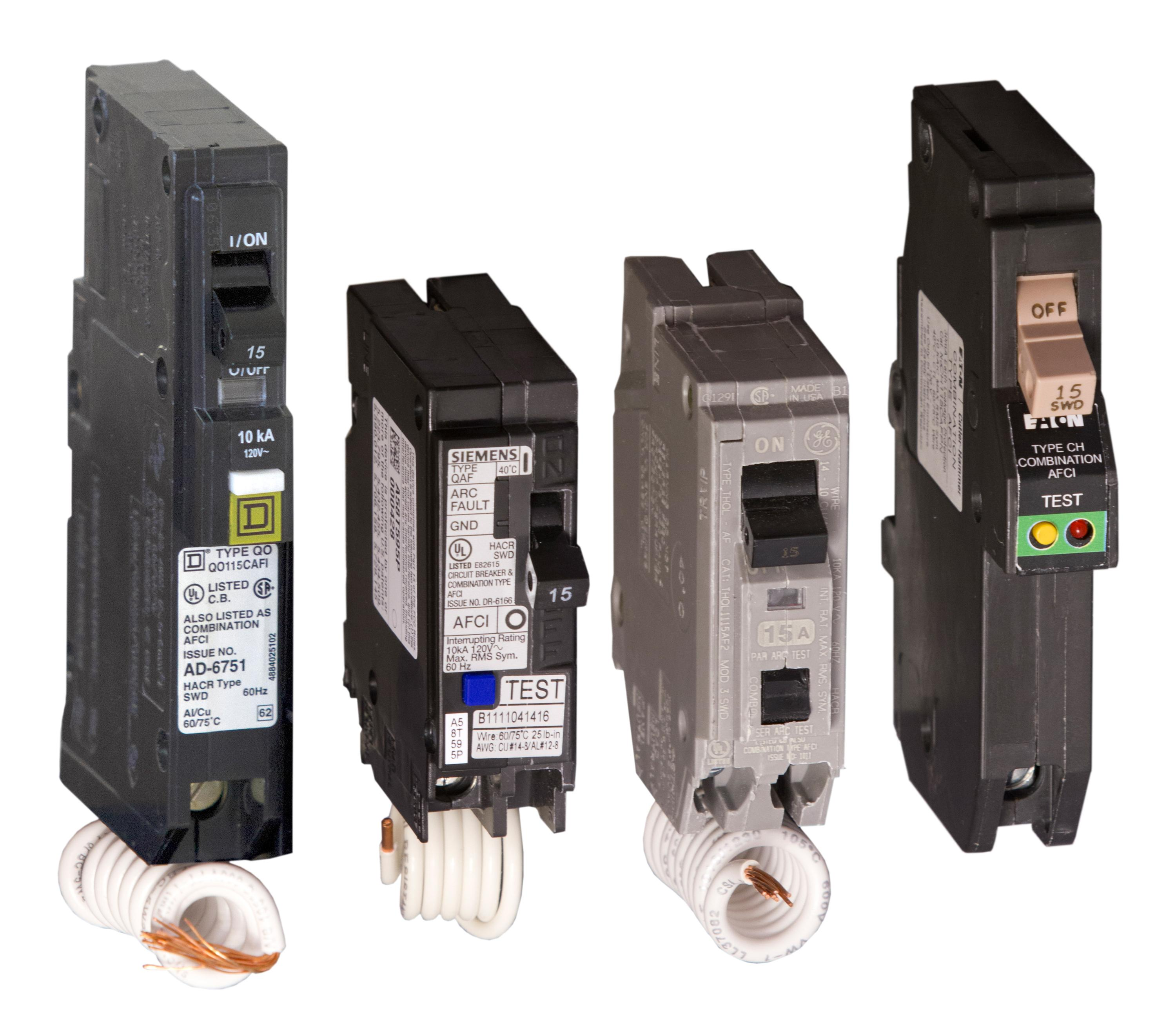 Afci Breakers Electrical Safety Services Philadelphia Pa Ground Fault Circuit Interrupter Outlet This Type Of