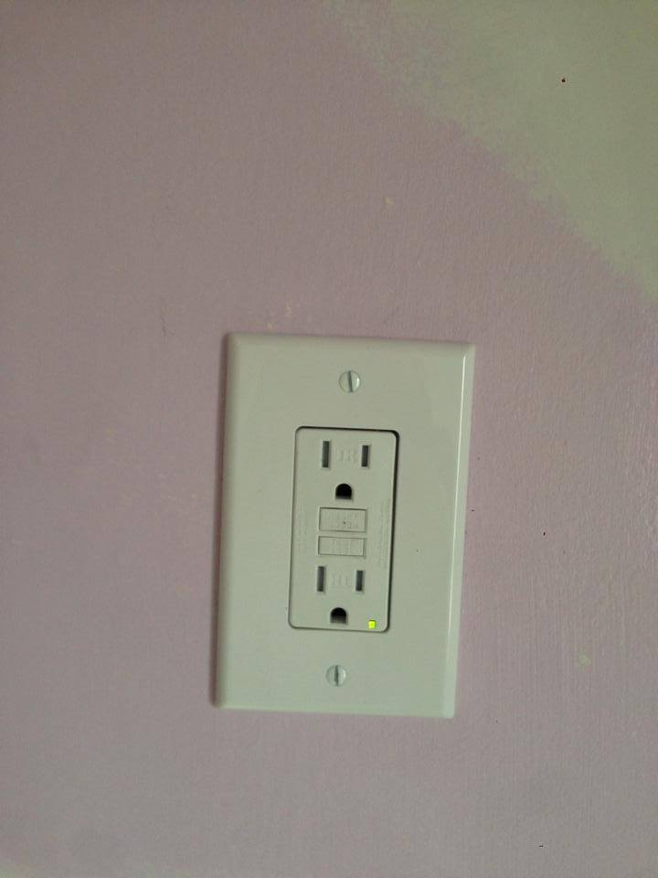 gfci outlets basement