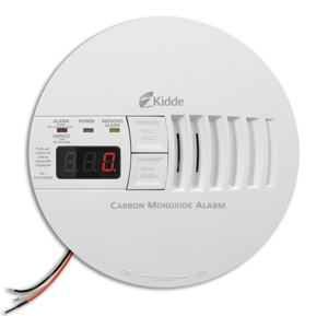 hardwired co detector - smoke and carbon monoxide detector installation
