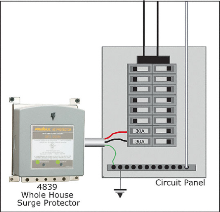 More Surge Protection Wiring Diagram 36 Wiring Diagram