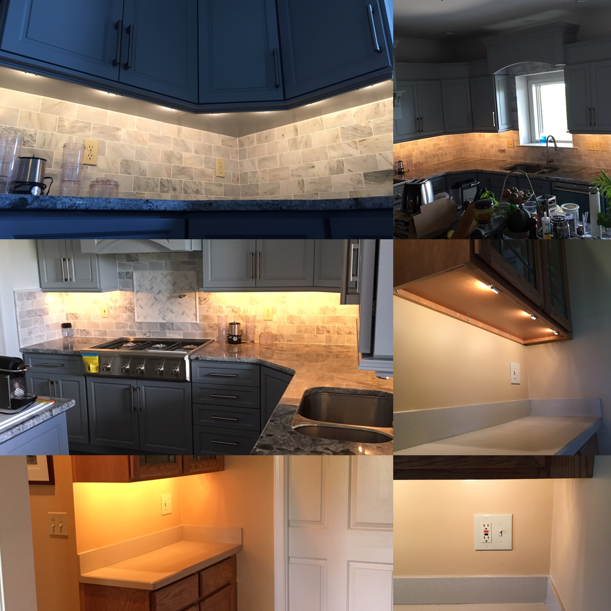 Etonnant LED Under Cabinet Lighting