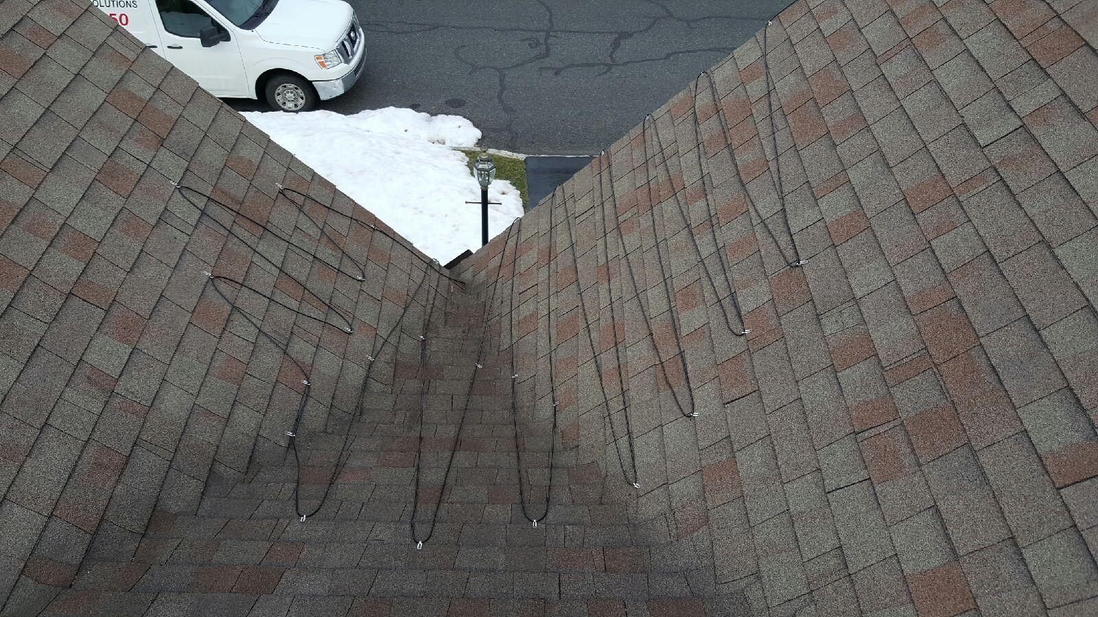 Deicing Cables How To Prevent Ice Dams On Your Roof