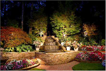 low voltage landscape lighting options and benefits