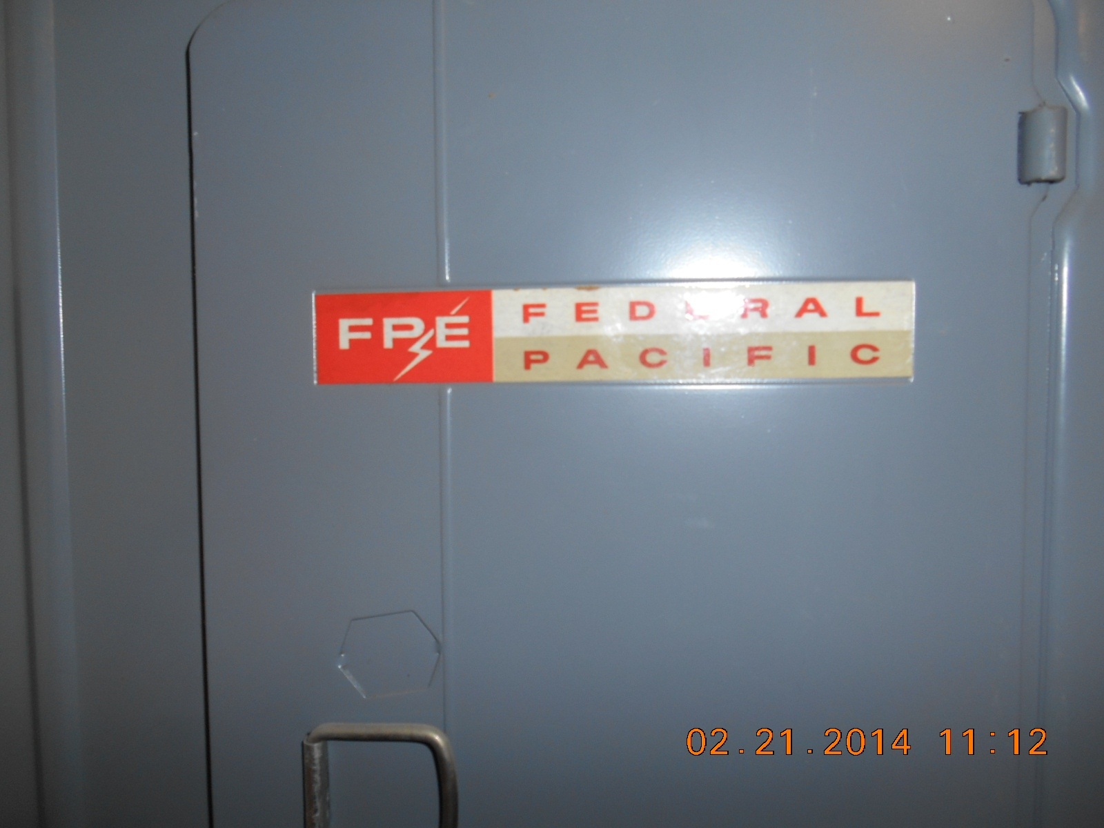 FPE Electrical Panel