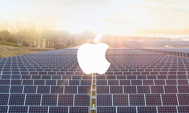Apple Gets Approved To Sell Its Excess Solar Energy