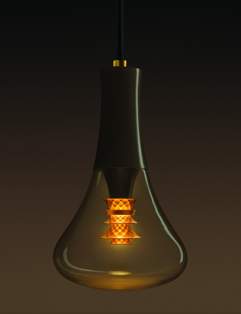 plumen 003 the led light bulb with beauty. Black Bedroom Furniture Sets. Home Design Ideas
