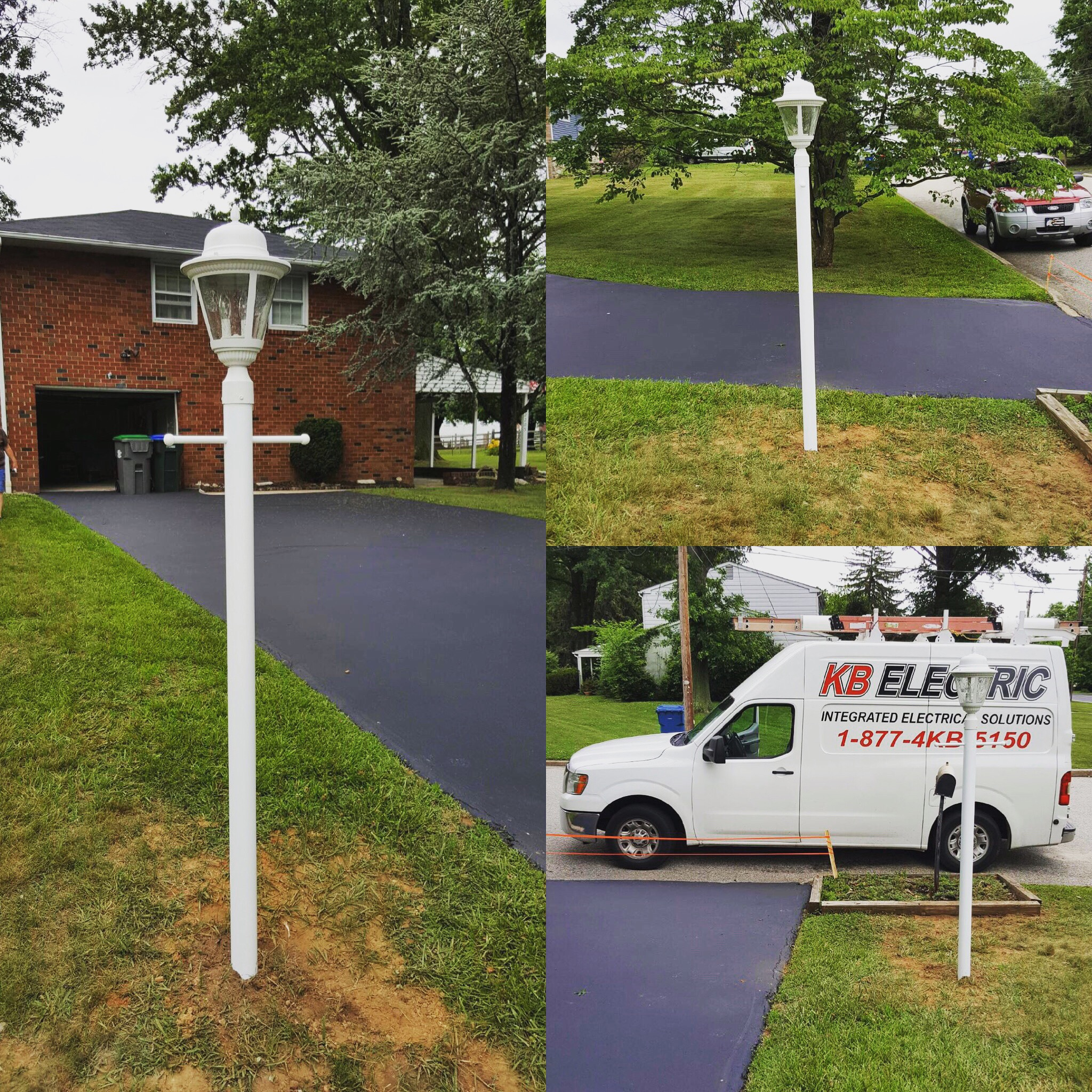 Outdoor Electric Lamp Post: Outdoor Lamp Posts