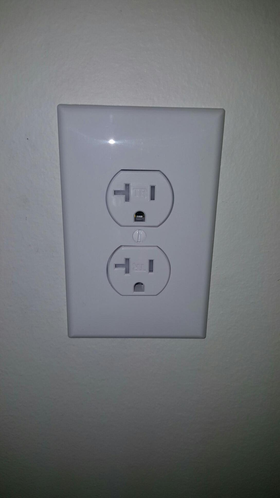 3 prong outlet - home electrical system