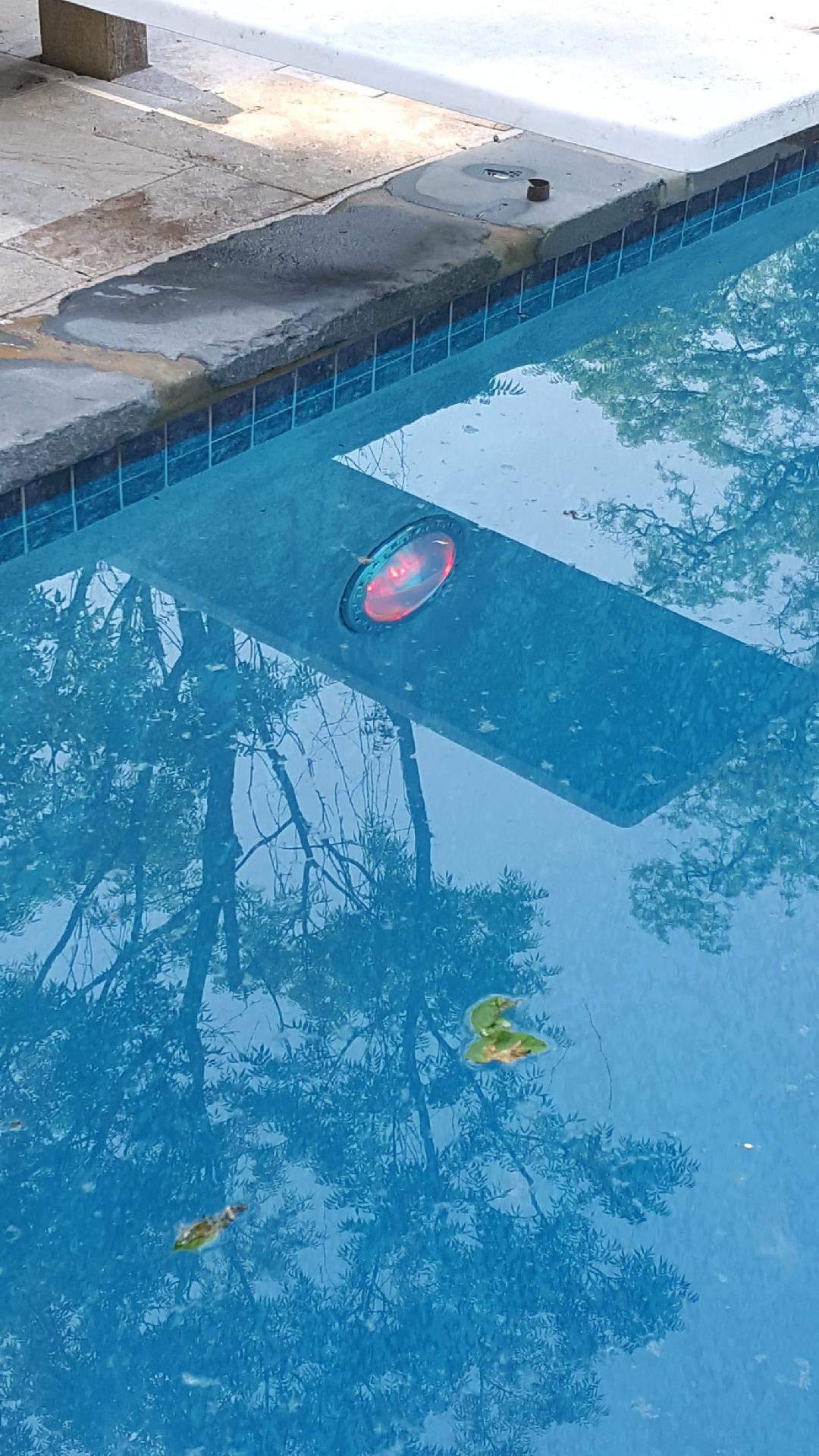 Led Pool Light Installation Hire An Electrician It 39 S Not A Diy Project
