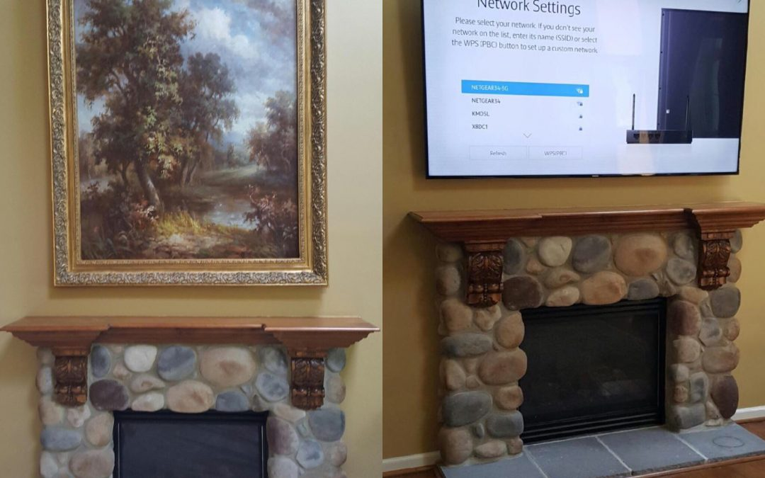 TV Wall Mounting Installers: Hire an Electrician, Not a Retailer