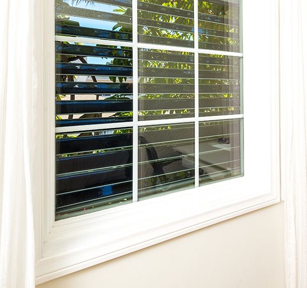 solar panel window blinds