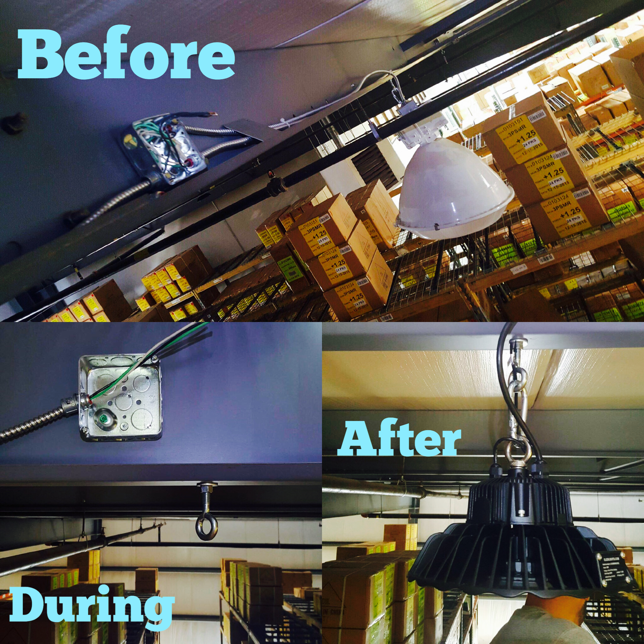 high bay lighting - LED Replacement