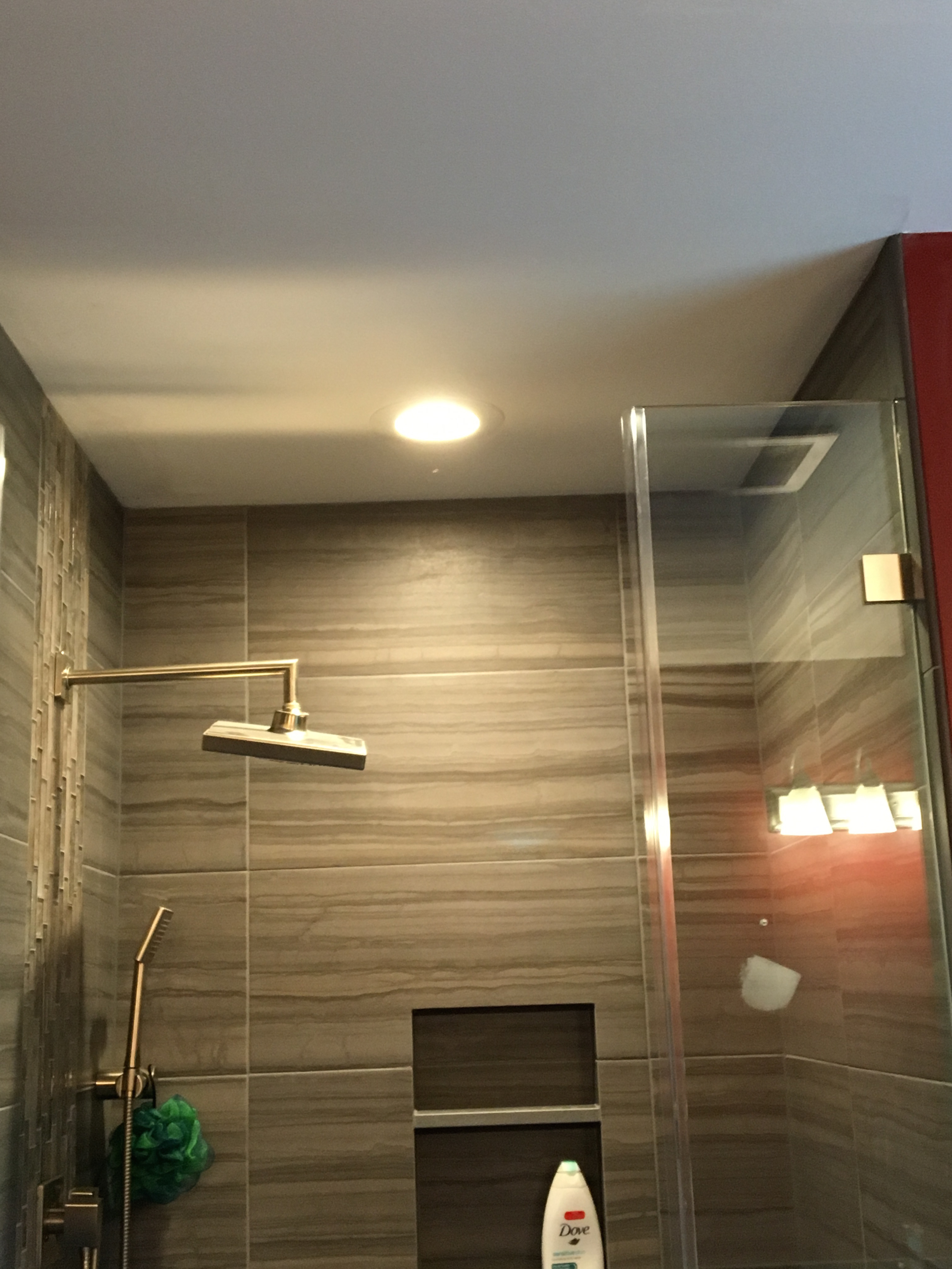 Bathroom Recessed Lighting The