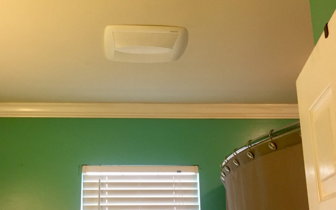 Bathroom Exhaust Fan Safety Tips: Montgomery County, PA Electrician