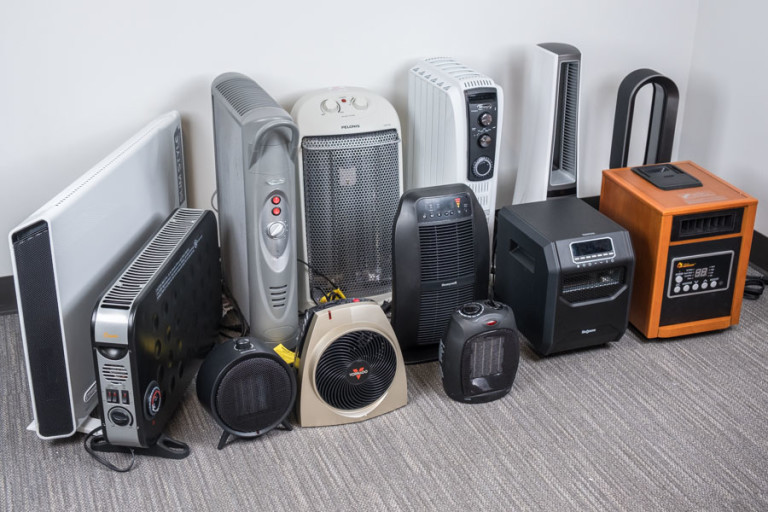 Finding the safest space heater Space heating options