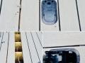 flush mount deck outlet