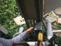 twist lock receptacle install