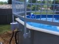 above ground pool pump hookup