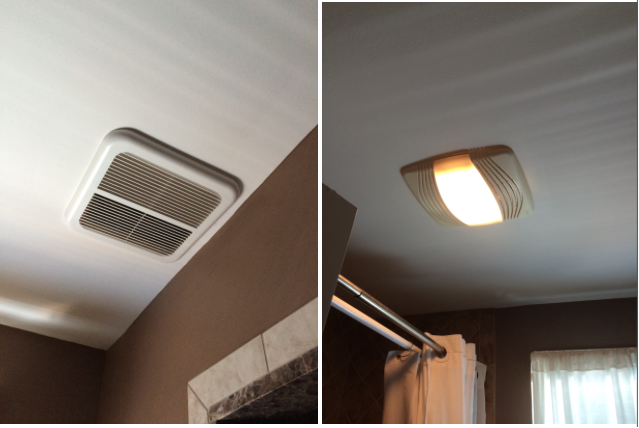 Exhaust Fans: The Benefits of Bathroom Exhaust Fans