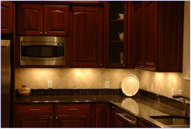 Kitchen Lighting Under Cabinet Installation