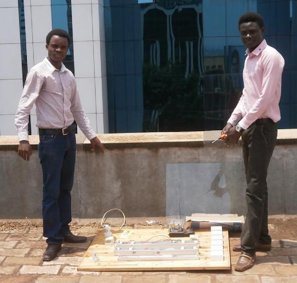 Kamata The Invention To Stop Electricity Theft In Africa