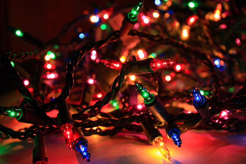 History Of Christmas Tree Lights Who Invented Them
