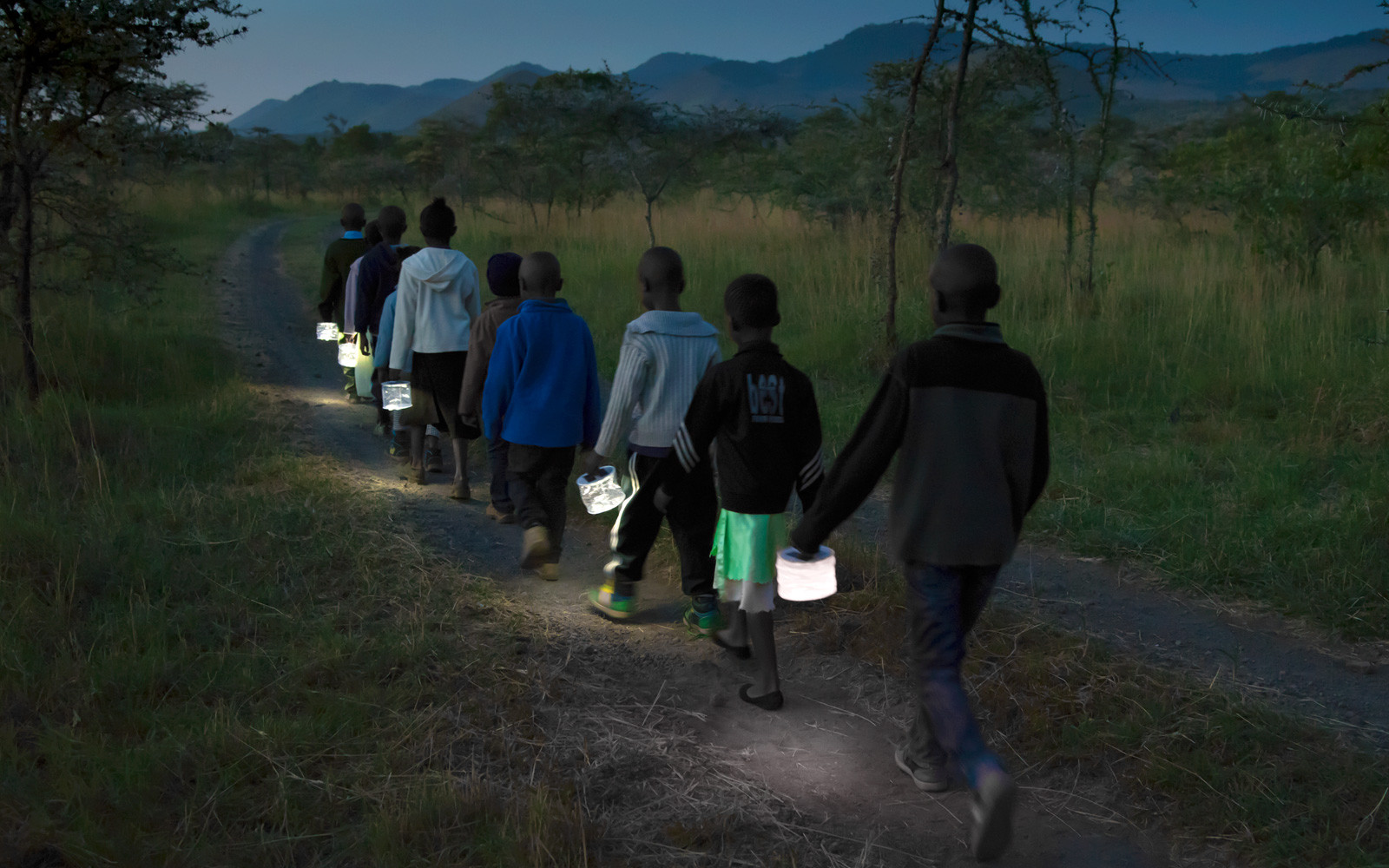 Luci Lights Bringing Light To Developing Countries