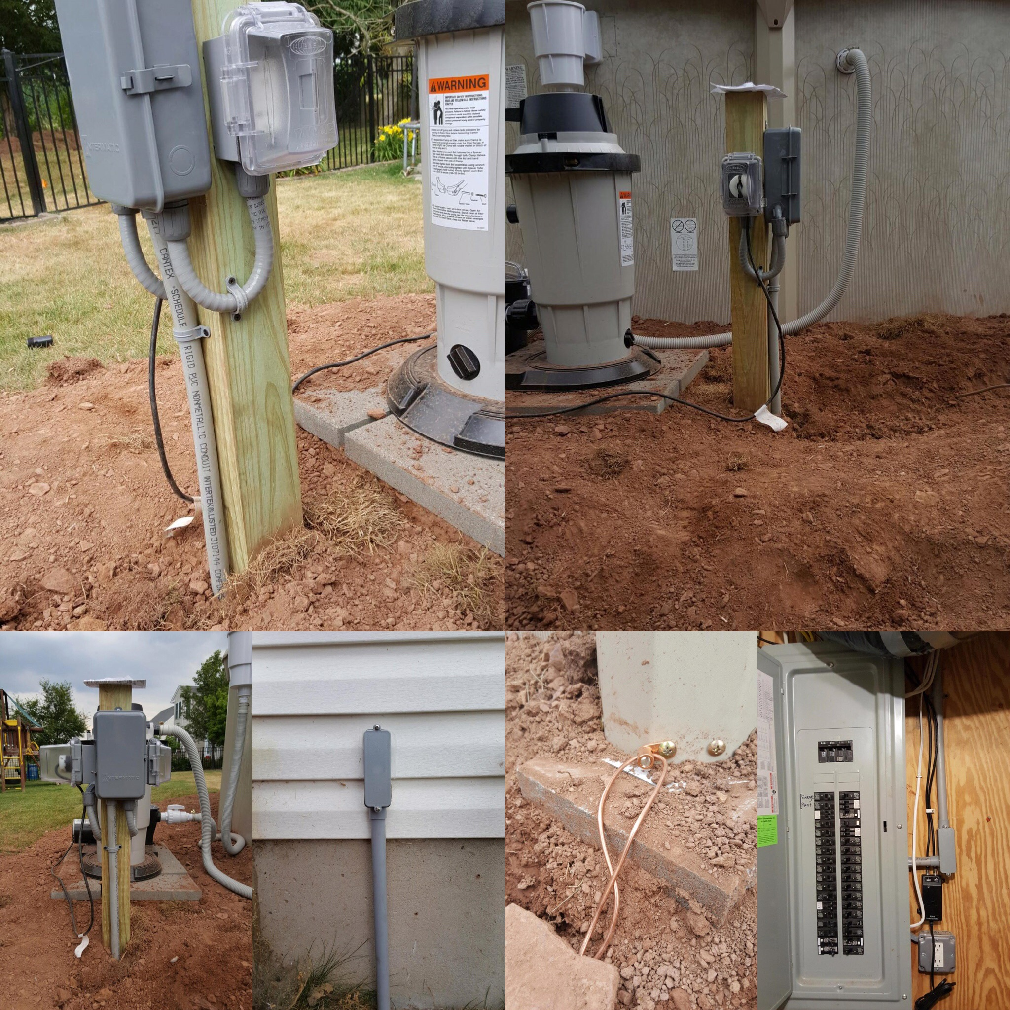 Wiring For Pool Custom Diagram Pump Reasons To Hire An Electrician Rh Kbelectricpa Com