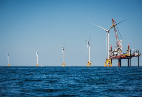 Block Island Wind Farm: First US Offshore Wind Farm