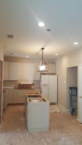 recessed lighting - kitchen lighting