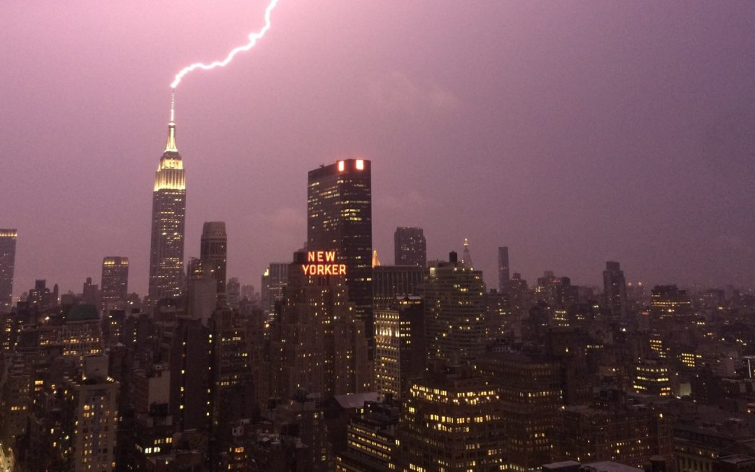 Lightning 101: Shocking Facts About Those Powerful Bolts Of Electricity