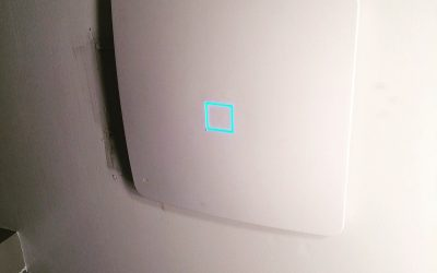Veent: The Smart Bathroom Exhaust Fan That's A Must-Have