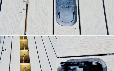 Flush Mount Deck Floor Receptacle: The Must-Have Deck Outlet