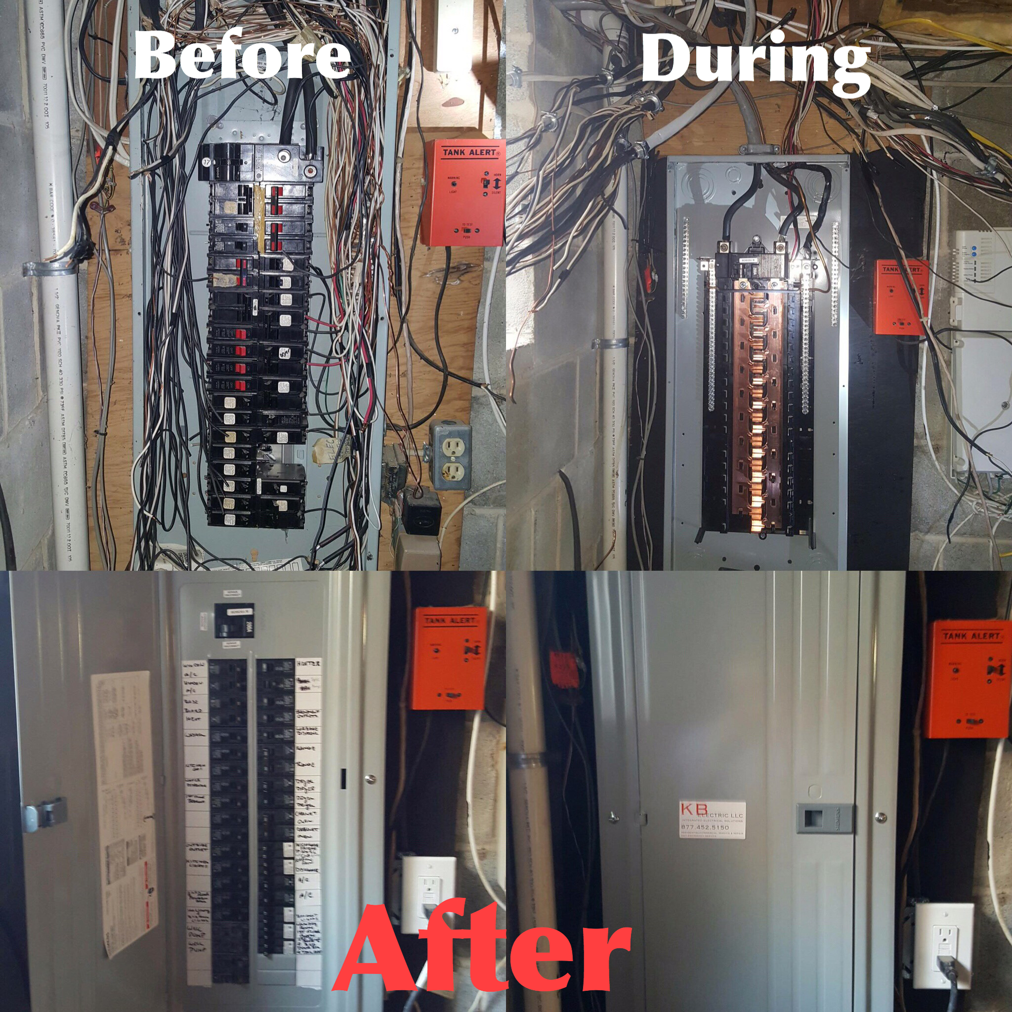 electrical service upgrade for a swimming pool