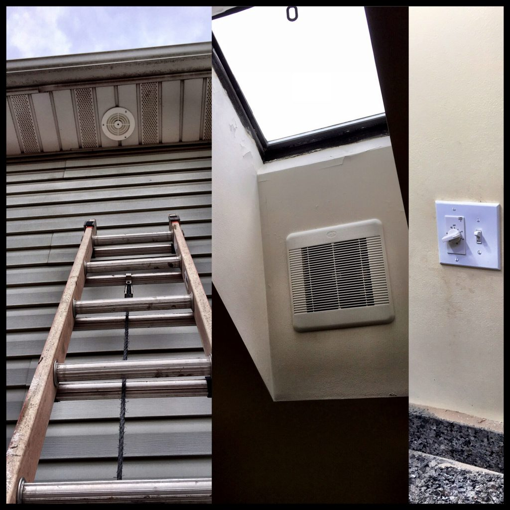 Is Your Bathroom Exhaust Fan Vented Properly? Asking An